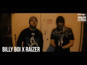BIlly Boi X Raizer DLHTVXKIP [S4 EP12] [FREESTYLE]