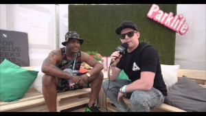 Dj Q | ParkLife 2015 Interview [DeLaHayeTV]