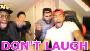 DON'T LAUGH AT US!