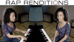 Drake 'Energy' Piano Cover by Natalie Miya-Fluxman (Rap Renditions #8)