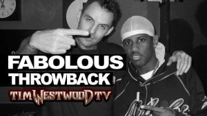 Fabolous freestyle – legendary unreleased throwback from 2003 – Westwood
