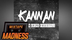 Kannan – Rhythm N Grime Freestyle   Mixtape Madness