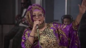 Marcia Griffiths – Stepping Out for 1Xtra In Jamaica 2016