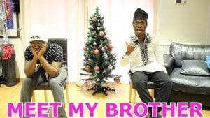 MEET MY BROTHER!!