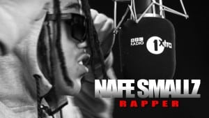 Nafe Smallz – Fire In The Booth