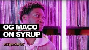 OG Maco leaving syrup alone & Westwood jokes