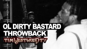 Ol Dirty ******* freestyle rare never heard before! Throwback 1995 – Westwoo