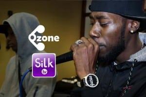 Ozone Media: Rampz, Tipz, Dras & Lil Choppa (DJ Big Mikee Show) [SILK CITY RADIO]