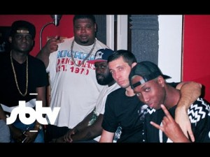 P Money, Big Narstie & Example ft. Takura | ACCESS DENIED [Music Video]: SBTV
