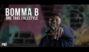 P110 – Bomma B – One Take Freestyle