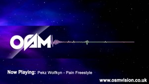Pekz Wolfkyn – Pain Freestyle [AUDIO]   Video by @1OSMVision [ @pekalicious2010 ]