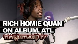 Rich Homie Quan talks Atlanta, Future, new album