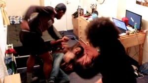 *** PRANK WITH BESTFRIEND'S GIRLFRIEND!!! (GONE VIOLENT!!!)