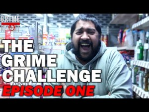 The Grime Challenge : Ep 1 – Angry ShopKeeper [@AngryShopkeeper]
