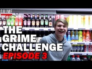 The Grime Challenge – Ep 3 : Alfie [@AlfieJames_]