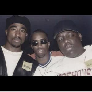 NEW DOCUMENTARY CLAIMS P DIDDY 'HIRED A HITMAN TO KILL TUPAC'
