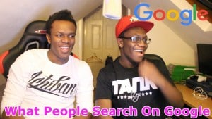 What People Search On Google With my Bro