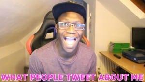 What People Tweet About Me