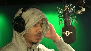 AJ Tracey drops a freestyle for Toddla T
