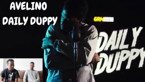 AVELINO DAILY DUPPY REVIEW (WORDPLAY IS MAD)