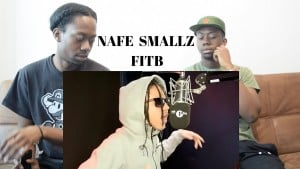 Fire in the Booth – Nafe Smallz (Madness!!!!!)[Reaction]