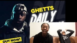 Ghetts – Daily Duppy  (FIRE!!!!) REACTION