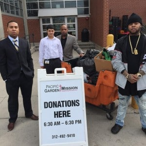 King Louie Gives Back to Charity. Donates his Designer Clothes and Sneakers.