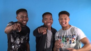 """Mandem On The Wall Star In A Movie """" The Weekend Movie"""""""