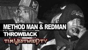 Method Man & Redman freestyle Blackout – unreleased throwback 1999