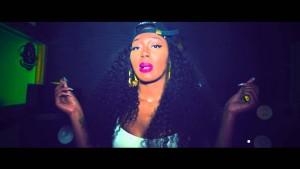 Ms Banks – Amazing #TheMixtape [Studio Video] @MsBanks94 @UncleFumez