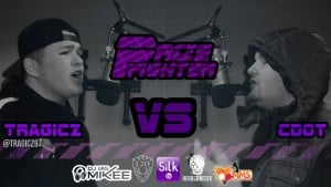 Ozone Media: Tragicz VS Cdot [PRIZEFIGHTER 2 SEASON 2]