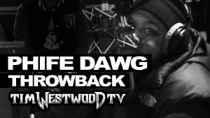 Phife Dawg freestyle legendary off the top Throwback 99 – Westwood