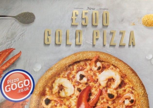 pizza gogo gold