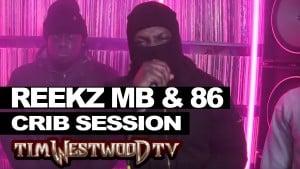 Reekz MB & 86 freestyle – Westwood Crib Session