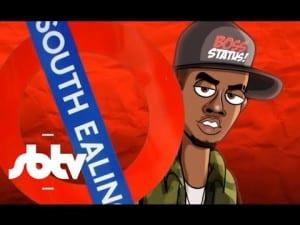 Scrufizzer | Story Of Jin (Prod By The Last Skeptik) [Music Video]: SBTV