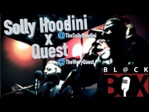 Solly Hoodini x Quest | BL@CKBOX S8 Ep. 41/70