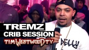 Tremz, Bally Jones, Rendo, A1 from the 9, Jaiiden Grizzly & Movements freestyle – Westwood