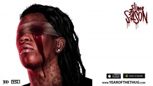 Young Thug – Slime **** (feat. Yak Gotti) [OFFICIAL AUDIO]