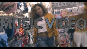 Zendaya – Something New ft Chris Brown (Sunaree Cover) | Video by @1OSMVision [ @sunareemusic ]