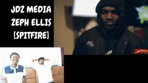 ZEPH ELLIS  JDZ SPITFIRE REACTION (MADNESS!!!!!!)