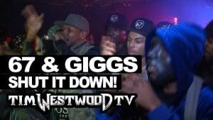 67 & Giggs Lets Lurk, Live Corn, Skeng Man live – Westwood