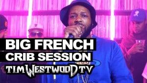 Big French freestyle – Westwood Crib Session