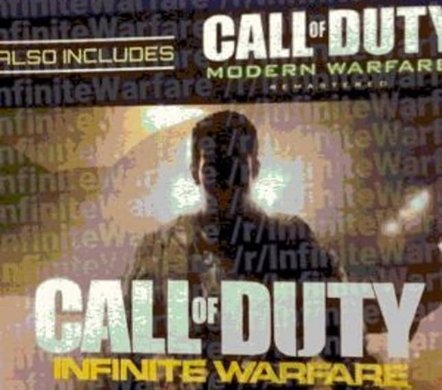 call of duty leaked