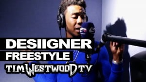 Desiigner freestyle – Westwood