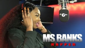 Ms Banks – Fire In The Booth