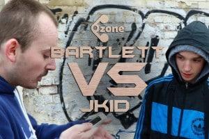 Ozone Media: Jkid VS Bartlett [WARZONE]