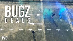 P110 – Bugz – Deals [Music Video]