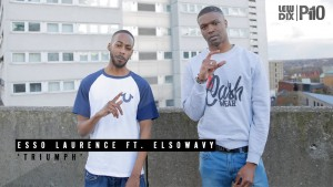 P110 – Esso Laurence ft. Elsowavy – Triumph [Music Video]