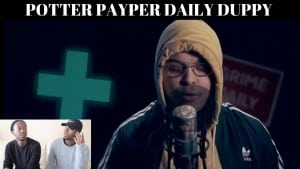 POTTER PAYPER DAILY DUPPY (DEEP DEEP)