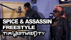 Spice & Assassin freestyle – Westwood